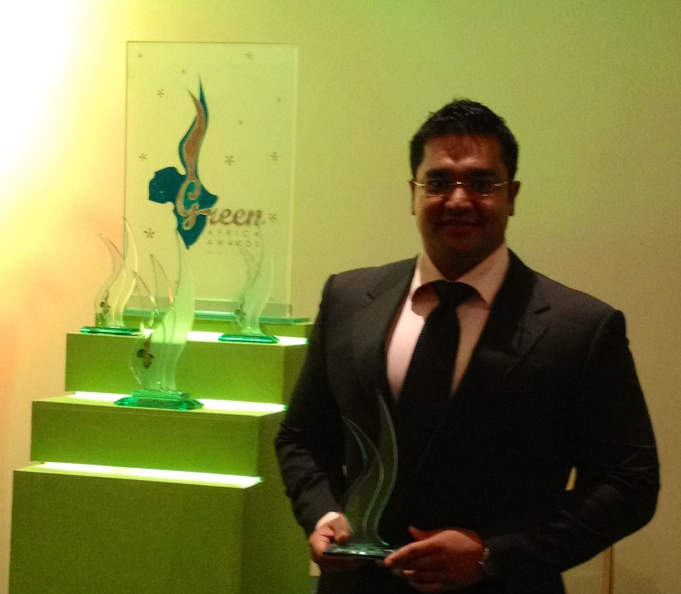 ELI Africa awarded the Green Africa Awards 2013